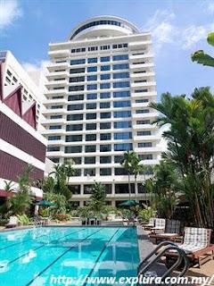 Federal Hotel in Kuala Lumpur