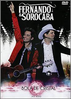 Filme Poster  Fernando e Sorocaba – Bola De Cristal Ao Vivo DVDRip XviD