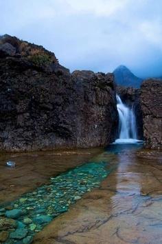 Isle of Skye,in Scotland