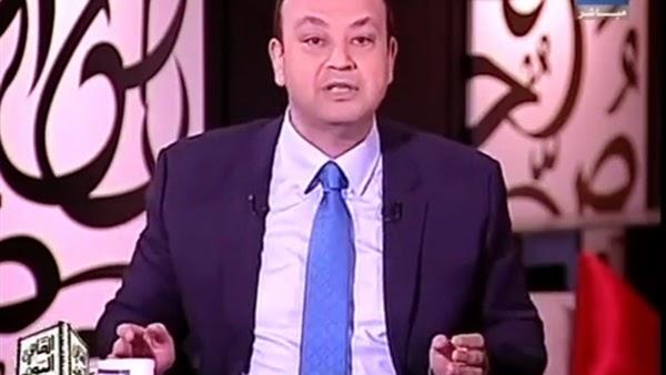 """عمرو أديب: """"لما شفت السيسى النهارده افتكرت محمد مرسى"""