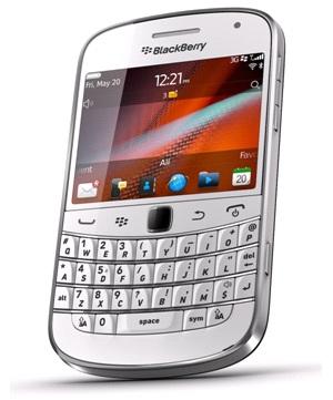 Blackberry Bold 9900 Blanco Tienda Claro Perú