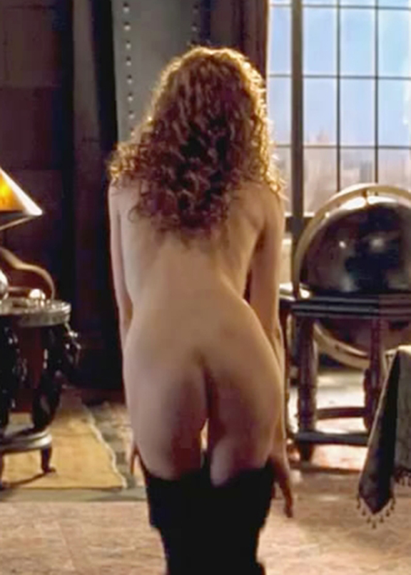 pusy naked Connie nielsen