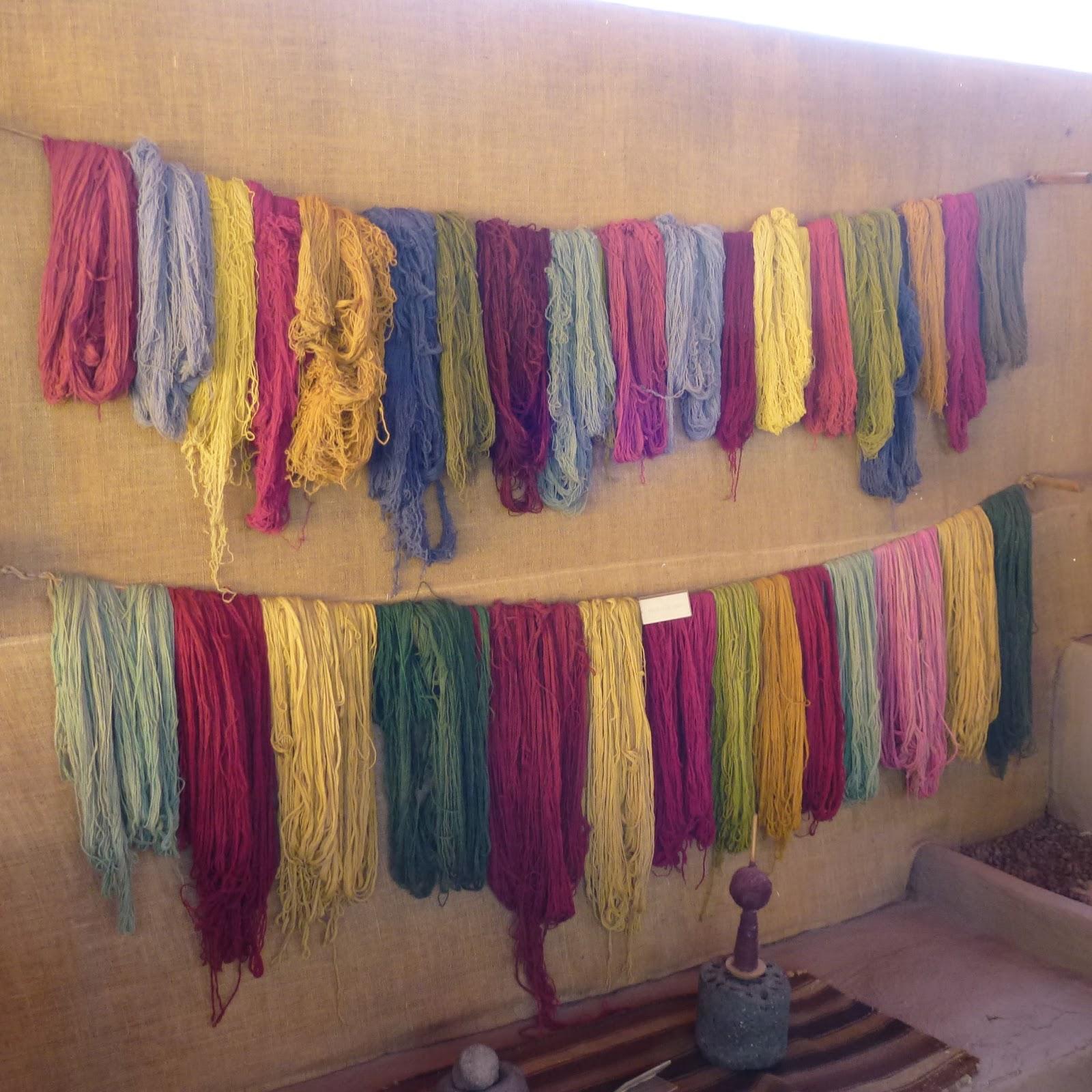 Tejidos naturales lana Natural fibers wool Mundo Avenio