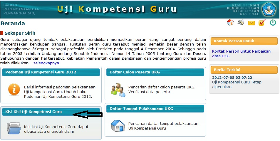 Uji Kompetensi Guru Jpg Download Lengkap Download Lengkap