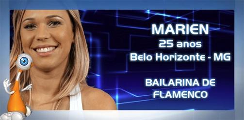 Colunista afirma que Participante Marien Carretero do BBB13 é garota de programa e atriz de filmes adultos...