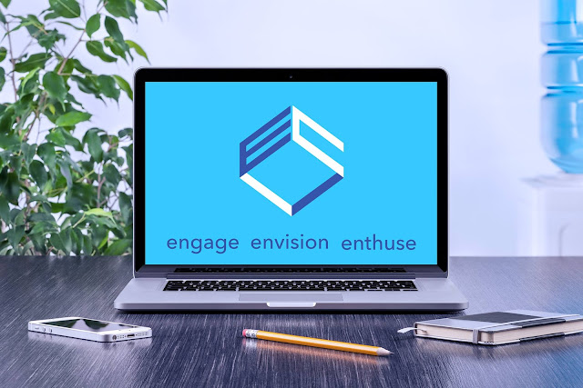 Enthuse Creative: Engaging Graphic Designs