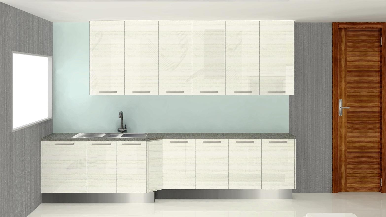 Coziper f brica de cozinhas e m veis de banho projectamos suas cozinhas em 3d - Paredes lacadas ...