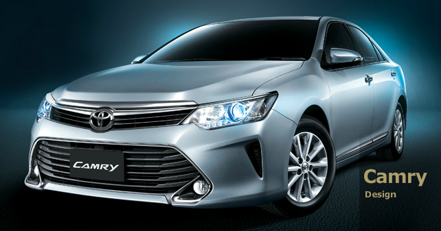 shaun owyeong introducing the new 2015 toyota camry. Black Bedroom Furniture Sets. Home Design Ideas