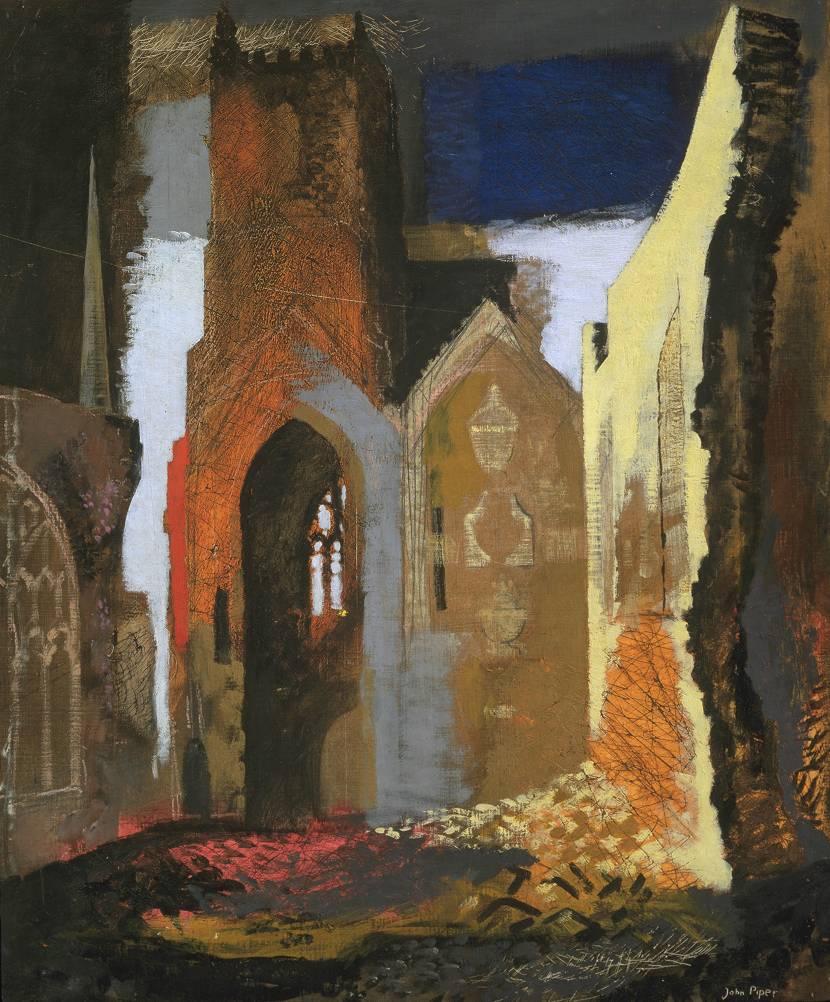 Art artists john piper part 1 for John s painting