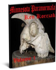 Minnesota Paranormala by Ken Korczak