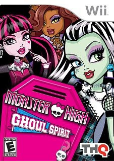 Monster High Ghoul Spirit – Nintendo Wii