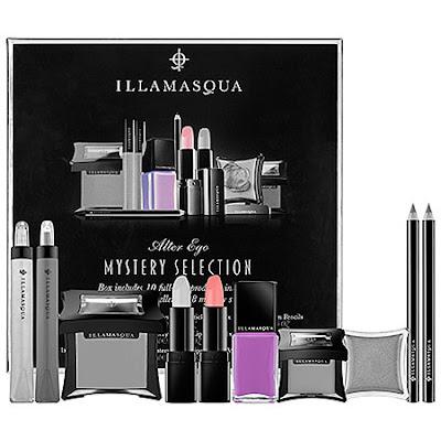 Illamasqua mystery box!