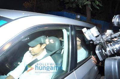 Aamir Khan visits Jiah Khan's home