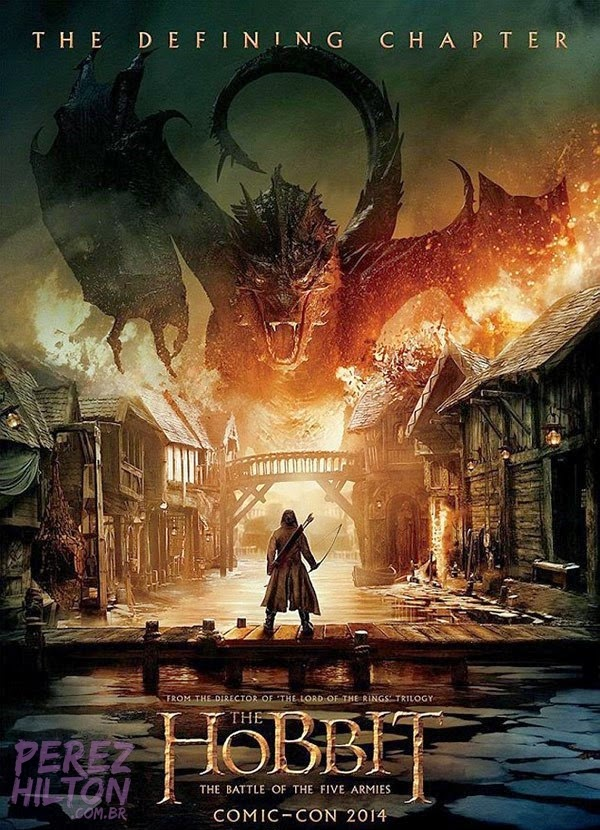 The Hobbit: Batalha dos Cinco Exércitos