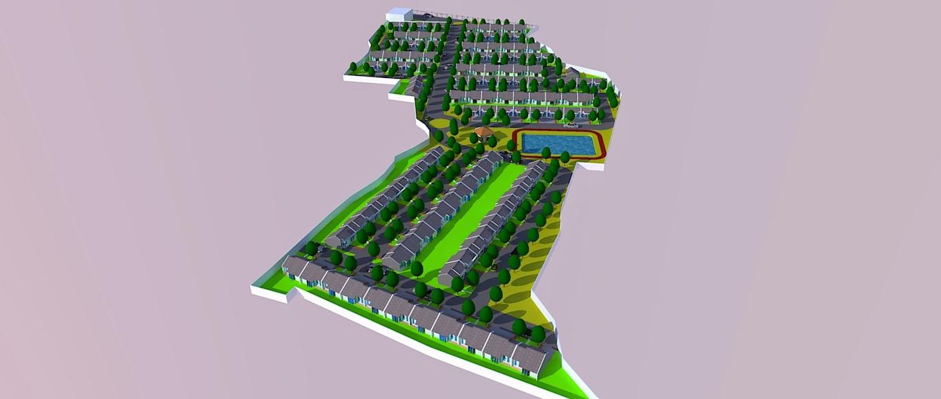 Real Estate | Jasa Pembuatan Site Plan