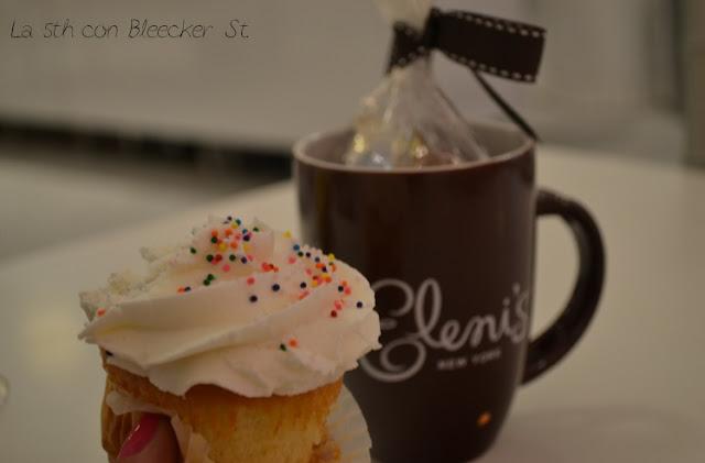 Mis cupcakes preferidas: Eleni's