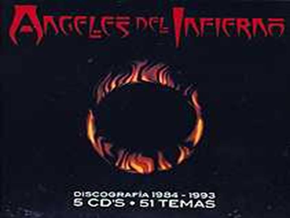 Discografía 1984-1993 Álbum De Ángeles Del Infierno