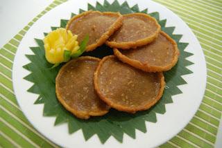 Resep Kue Cucur