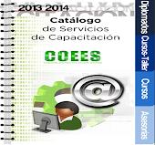 Catálogo COEES 2013-2014