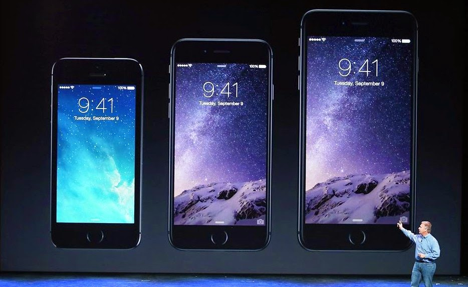 TECNOLOGÍA - El iPhone 6, iPhone 6 Plus y Apple Watch, los nuevos gadgets de Apple