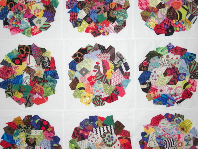Selvage blog upcycle scrap quilt pattern Upcycling for beginners