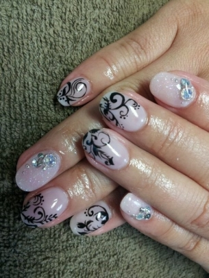 Cool-Nail-Art-Designs-for-Fall-2012-5