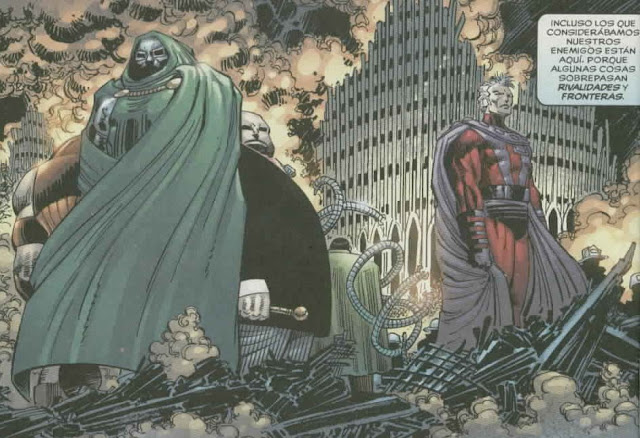 supervillanos compungidos