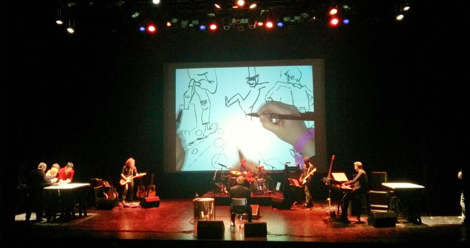 Théâtre festival