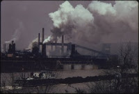 Coal country, which includes Pennsylvania, grapples with fighting and complying with new carbon regulations all at once. (Credit: Wikimedia) Click to Enlarge.