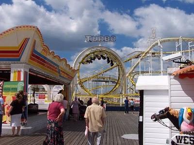 Brighton Pier Tur2
