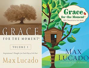 max lucado grace books