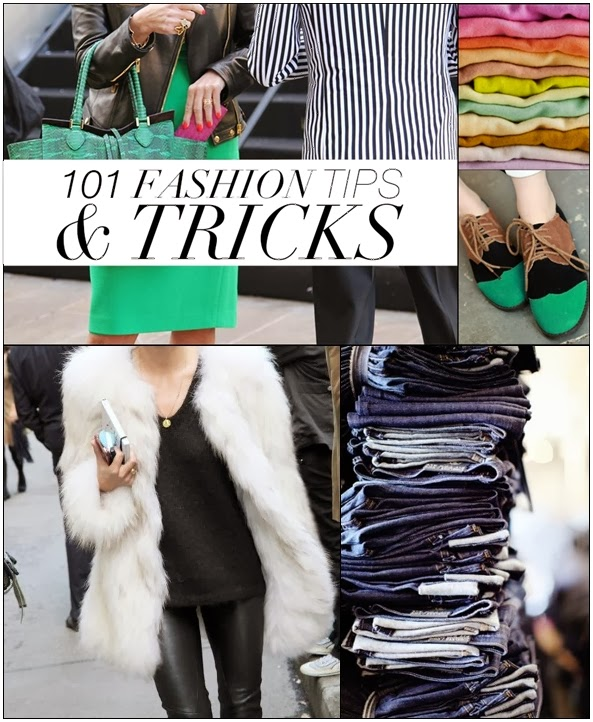 101 Fashion Tips And Tricks Every Girl Should Know Diy Craft Projects