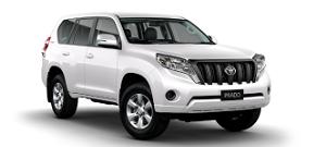 Toyota land cruiser 2014 màu trắng ngọc trai