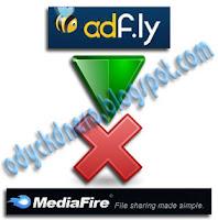 Mediafire Memblokir Adf.ly