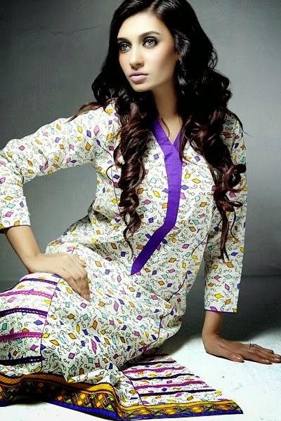 Bonanza Eid Dress Collection 2014-2015