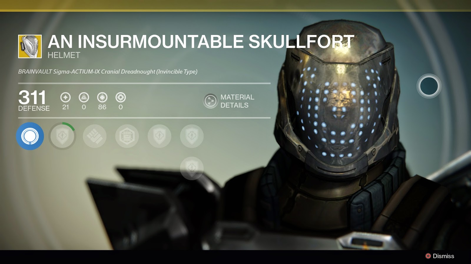 In part three of our destiny exotic helmets list we checkout all the