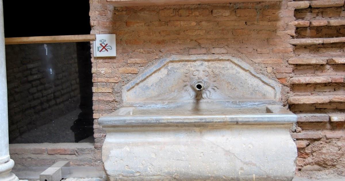 Baños Arabes Real De La Alhambra:aljibes de granada: En los Baños Arabes de la Mezquita de la Alhambra