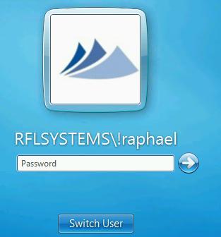 SCCM 2012 - Customising Windows Lock Screen 1