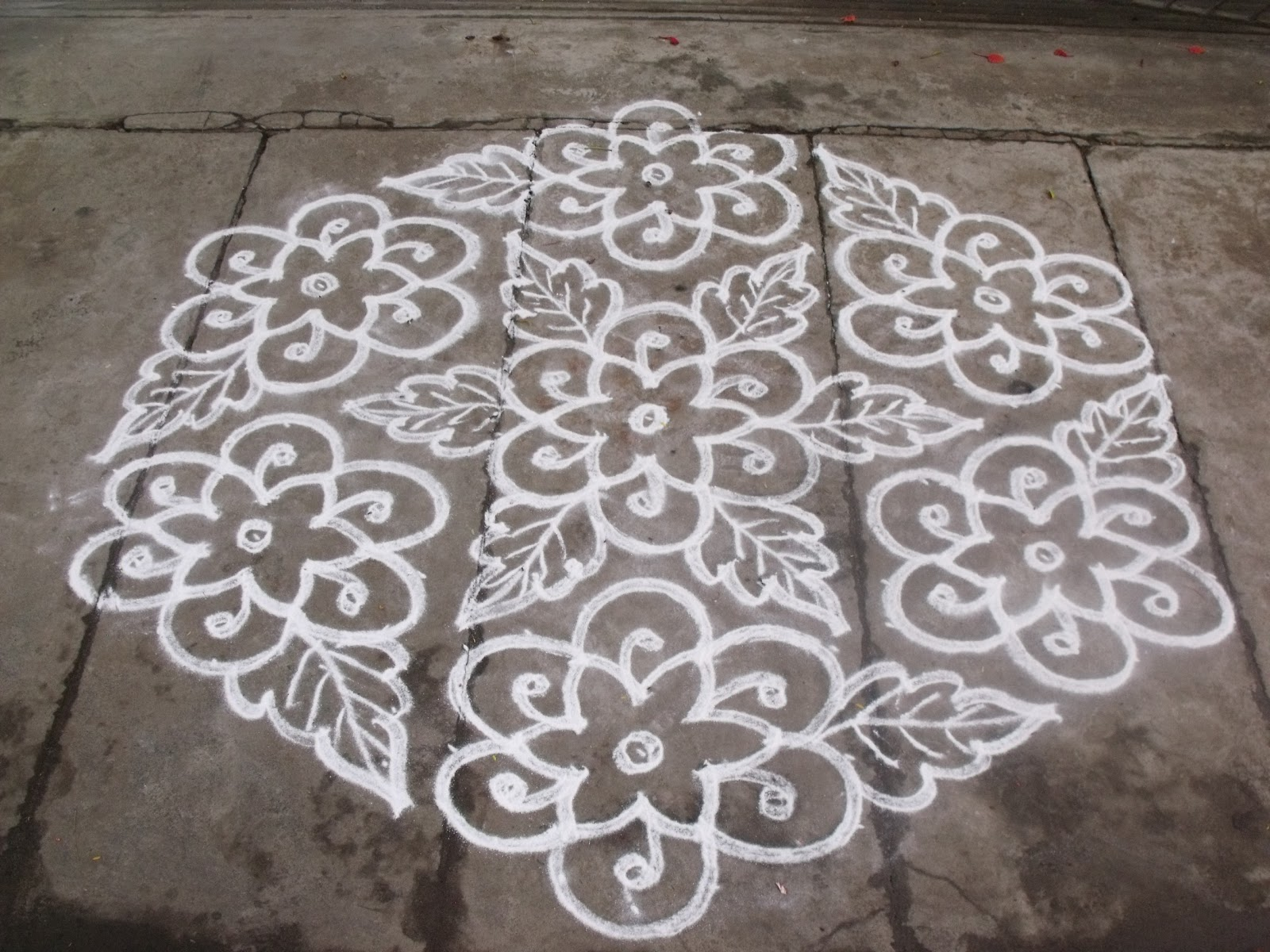 Pongal Kolam Rangoli Designs With Dots | New Calendar Template Site