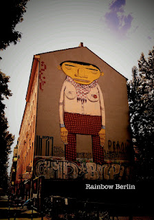 Street Art Berlin - made in Argentine