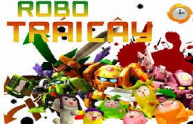 Game Robo trái cây, chơi game robo trai cay hay tại gamevui.biz