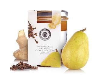 Mermelada de pera con especias de La Chinata