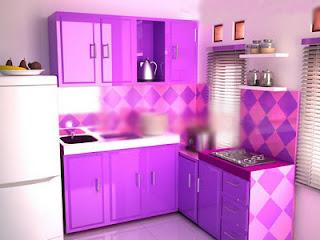 Gambar Dapur Rumah Minimalis