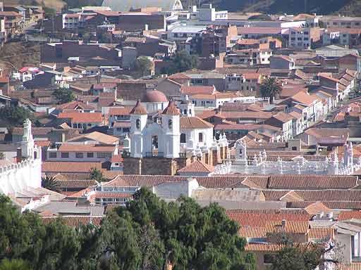 La población en Bolivia