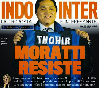 Sutiyoso: Erick Thohir 'Menantang' Insan Sepakbola Indonesia