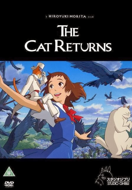 Japanese Animated Movie The Cat Returns