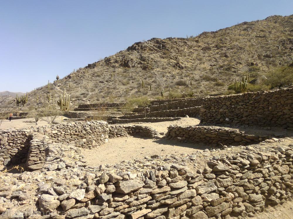 Ruinas de Quilmes, ruinas, Valles Calchaquies
