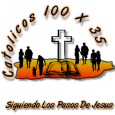 Católicos 100x35