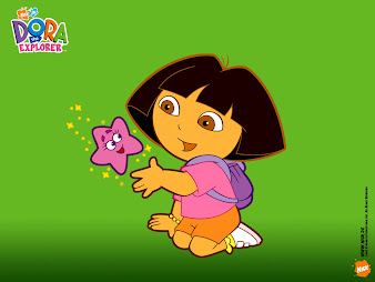 #10 Dora The Explorer Wallpaper