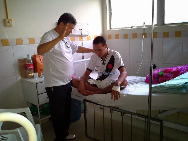 Evangelização na Fundação Hospitalar